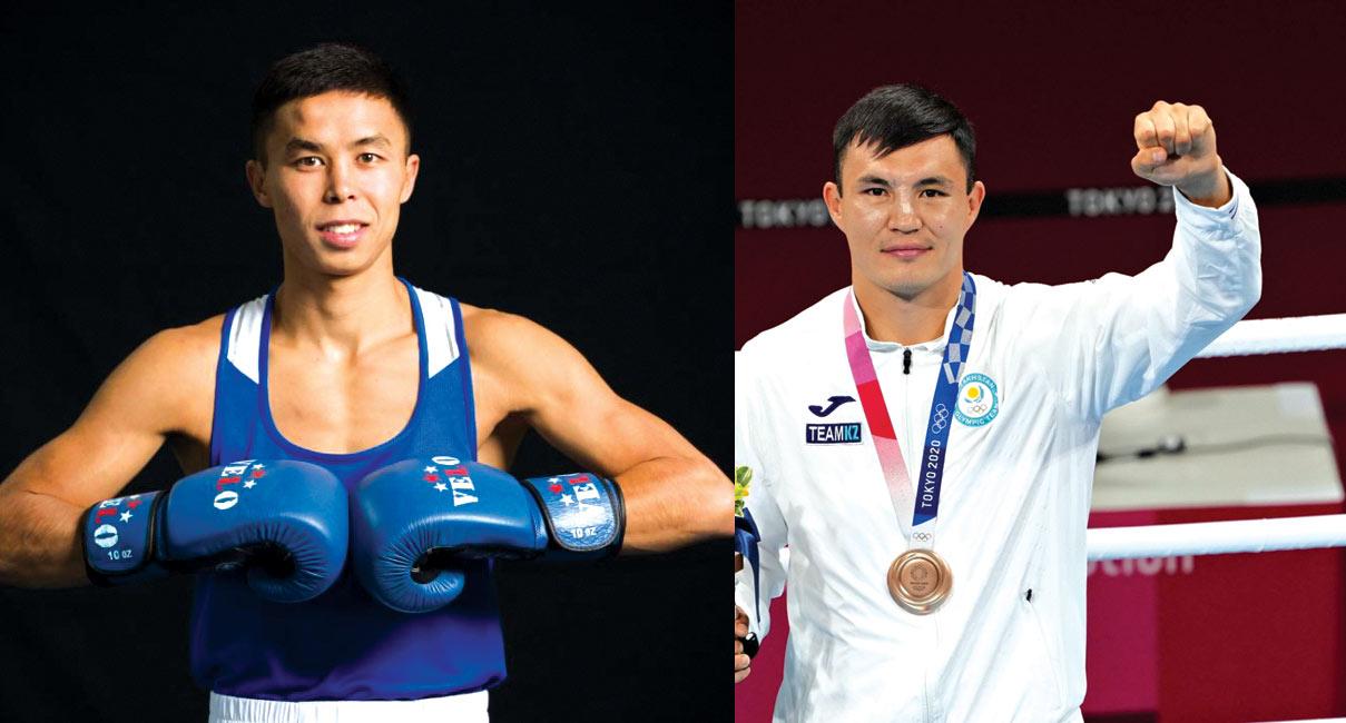 Olimpiya Oyunlarının bürünc mükafatçılarından nəcib addım