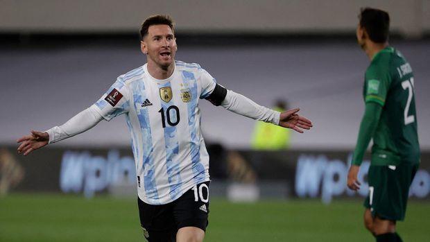 Messi Pelenin rekordunu yenilədi 
