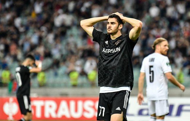 UEFA Konfrans liqası: Yeni liqada yeni həyəcan - Fotoreportaj