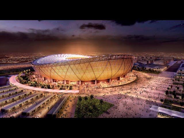 DÇ-2022: finalın məkanı hazırdır