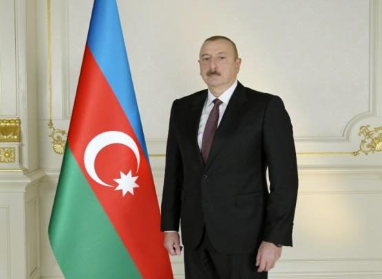 Prezident İlham Əliyev Anım Günü ilə əlaqədar paylaşım edib