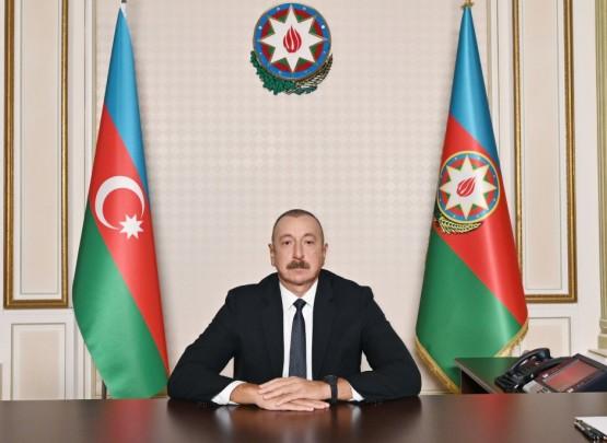 Müzəffər Ali Baş Komandan, Prezident İlham Əliyevin Anım Günü ilə əlaqədar xalqa müraciəti