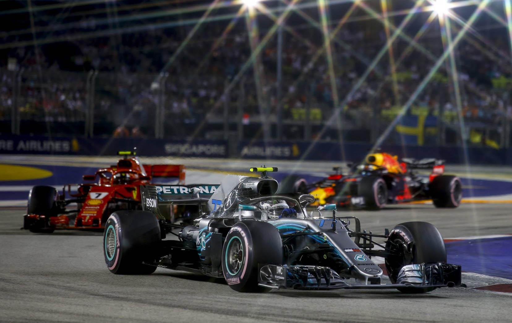 Formula 1: ən uzun şəhər halqası