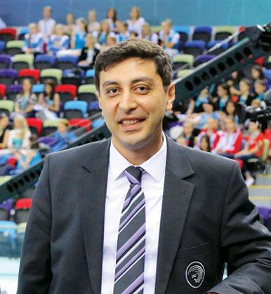"""Fərid Qayıbov: """"Gimnastlarımızın Avropa Oyunlarına hazırlığı yüksək səviyyədə həyata keçirilir"""""""
