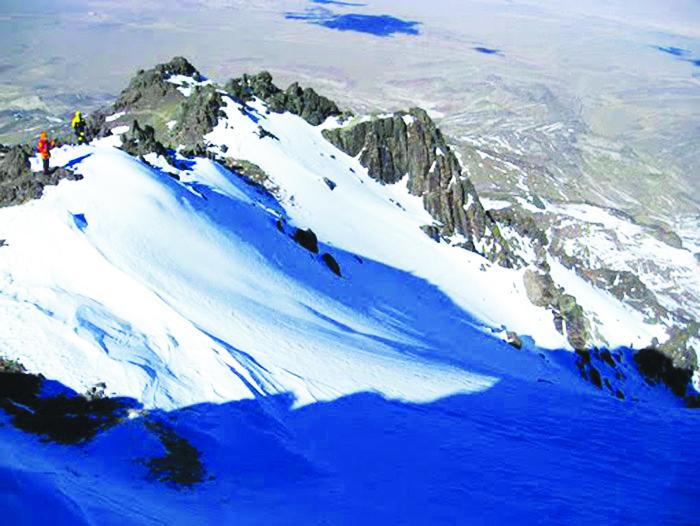 Alpinistlərimiz yubiley tədbirində iştirak ediblər