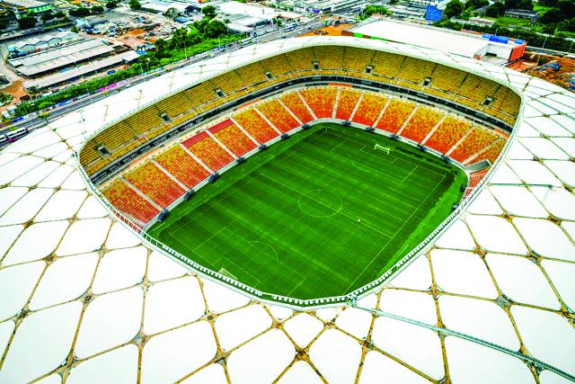 FİFA Olimpiya futbol turnirinin Manausda təşkilinə etiraz edir