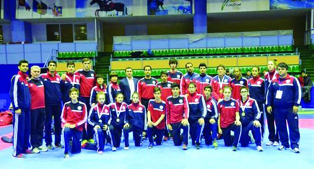 """Moldova Open"" turniri 9 medalla yadda qalıb"