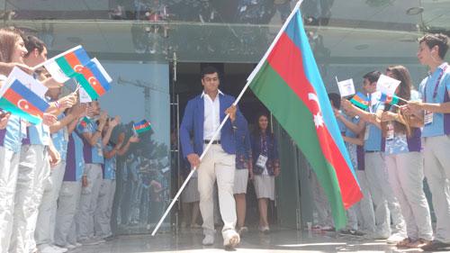I Avropa Oyunlarında Azərbaycan milli komandasının bayraqdarı müəyyənləşib