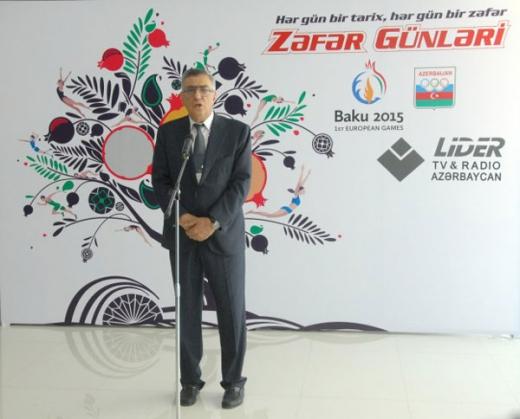 """Milli Olimpiya Komitəsi """"Zəfər günləri""""nə start verib"""