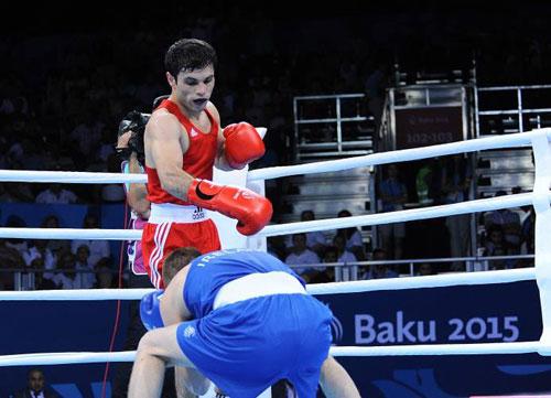 İki boksçumuz yarımfinalda mübarizə aparacaq