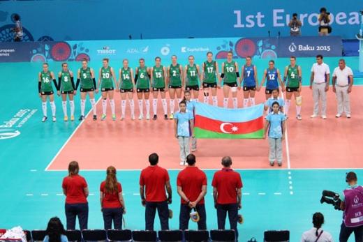 Azərbaycan Hollandiyanı məğlub edərək yarımfinala yüksəldi