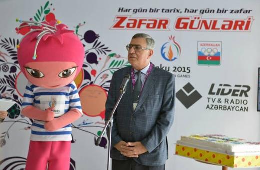 """""""Zəfər Günləri""""nin qalibləri mükafatlandırıldılar"""