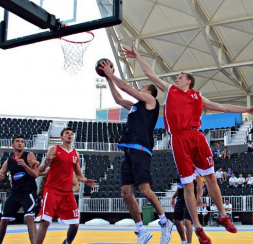 Basketbol: Rusiya yığması finalda
