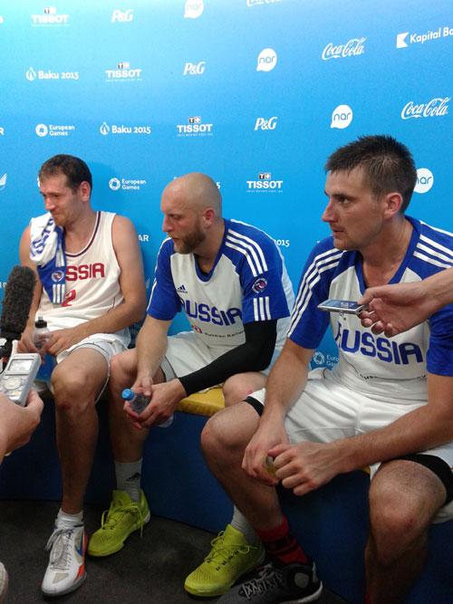 """Aleksandr Pavlov: """"Biz verdiyimiz sözü yerinə yetirdik"""""""