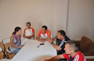 Pedro Roki Otano: «Boksçularımızdan 7 qızıl medal gözləyirdim»