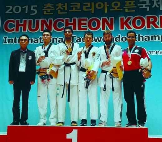 Taekvondo çularımız Koreyada uğurla yarışıblar