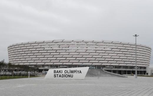 Bakı Olimpiya Stadionu dünyada ilin ən yaxşı idman qurğusu elan olunub