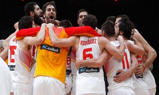 Basketbol üzrə Avropa çempionu adını İspaniya aldı