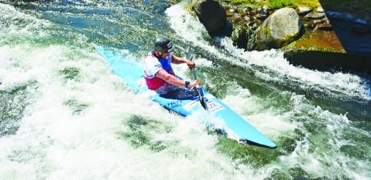 Azərbaycan ilk dəfə kanoe-slalom növündə Rio-2016 Yay Olimpiya Oyunlarına lisenziya qazanıb