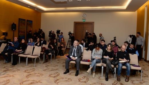 Avropa Qran-pri yarışlarına həsr olunmuş seminar