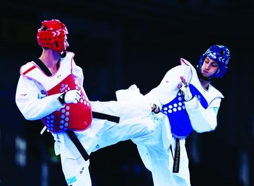 Azərbaycan taekvondoçusu Radik İsayev Yay Olimpiya Oyunlarına lisenziya əldə edib
