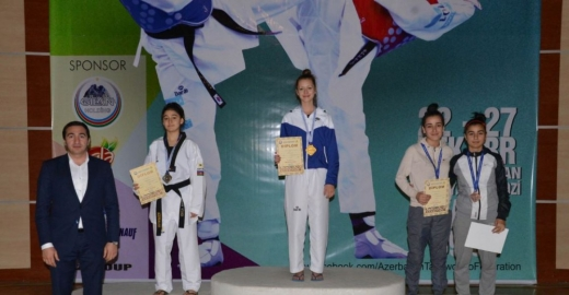Azərbaycan çempionatının ikinci günündə 5 idmançı qalib gəldi