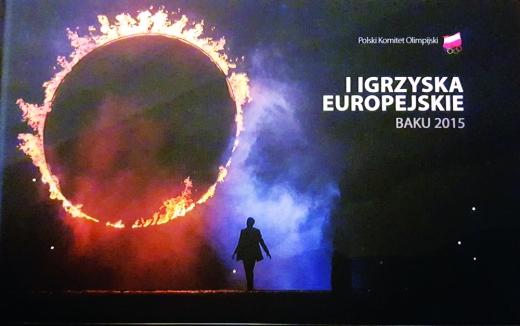 Polşada ilk Avropa Oyunlarına həsr edilən fotoalbom nəşr olunub