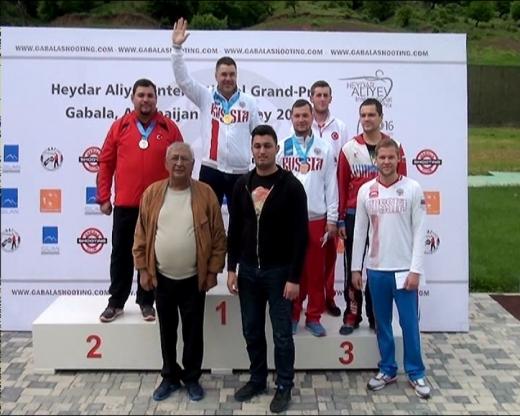 Beynəlxalq Qran-pri yarışlarında daha 3 idmançı mükafat qazanıb