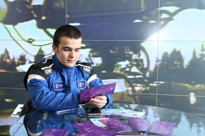 «Formula-1 yarışlarında ölkəmizi təmsil etmək ən böyük arzumdur»