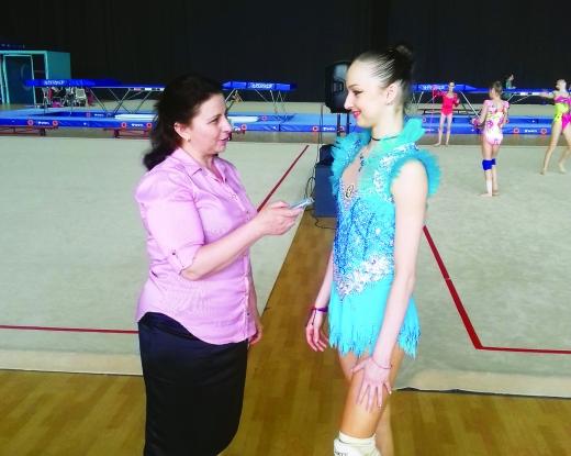 """Marina Durunda: """"Bizim məqsədimiz Rio Olimpiadasında ölkəmizi layiqincə təmsil etməkdir"""""""