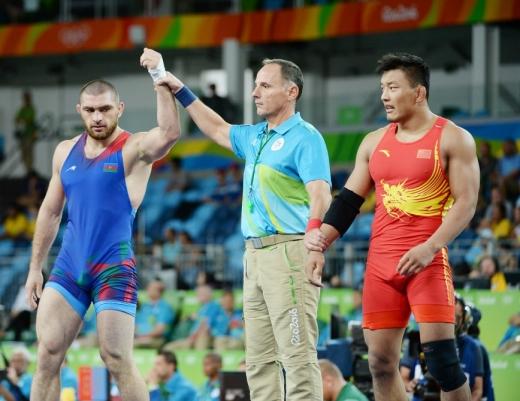 Rio-2016: Növbəti bürünc medal Şərif Şərifovdan gəldi - FOTOLAR