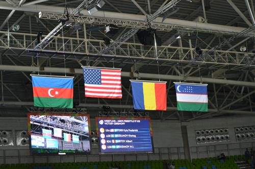 Rio-2016: Xetaq Qazyumov gümüş medal qazanıb - FOTOLAR