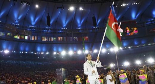 Olimpiyaçılarımız bu gün Vətənə qayıdır