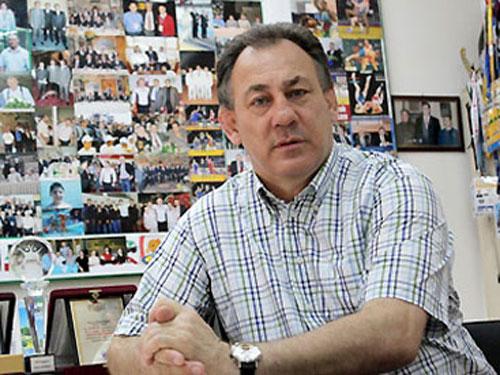 """Elçin Cəfərov: """"Güləşçilərimizin Olimpiya Oyunlarında çıxışlarını yüksək qiymətləndirirəm"""""""