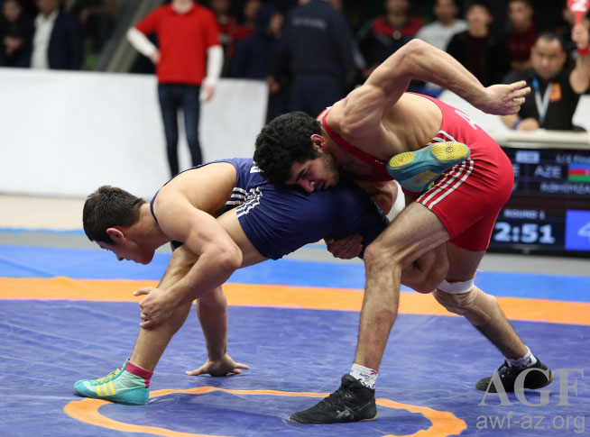 Komandamız beynəlxalq turnirdə 4 medal qazanıb