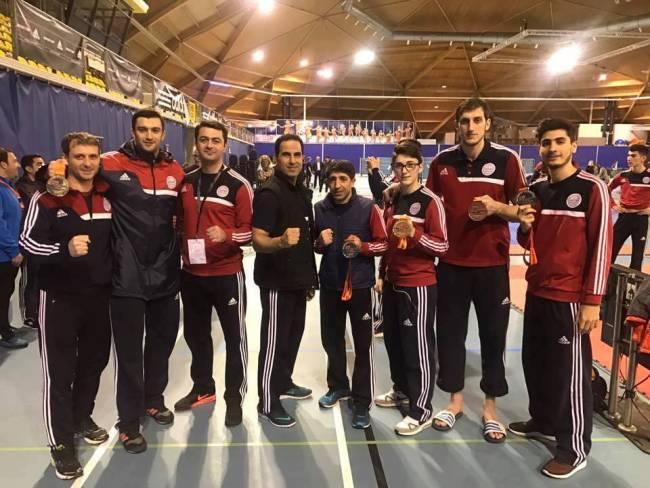 Taekvondoçular beynəlxalq turnirdə 10 medal qazanıblar