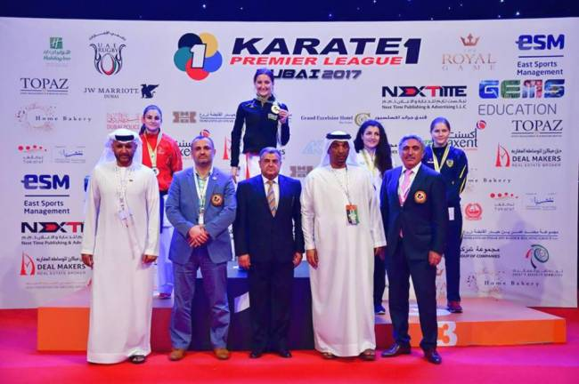Karateçimiz qızıl medal qazanıb