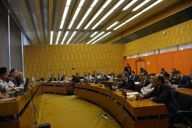 UNESCO-da Bakı-2017 IV islam Həmrəyliyi Oyunlarının təqdimatı keçirilib