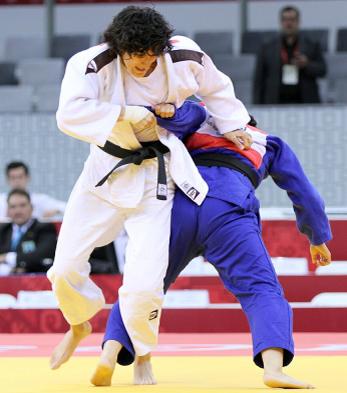Cüdoçularımız İslamiadada ilk gün 9 medal qazanıblar