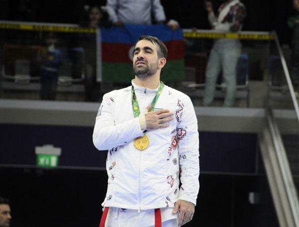 Karateçilərimiz Bakı-2017 Oyunlarını 10 medalla başa vurdular