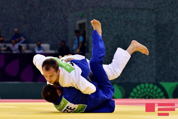 Cüdoçularımız komanda yarışlarında İslamiadanı 1 qızıl, 1 gümüş medalla başa vurdular