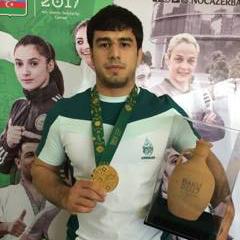 Bakı-2017: İslam Abbasov finaldakı qələbəsindən danışdı -  VİDEO MÜSAHİBƏ