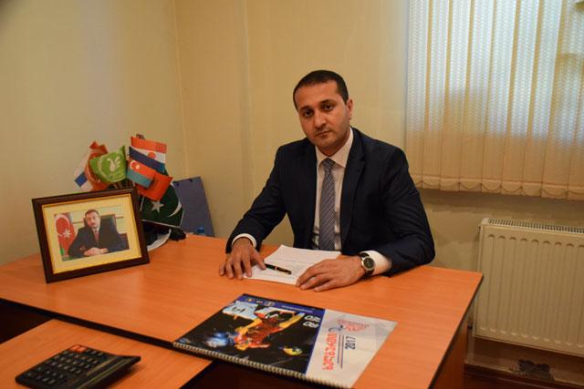 """Orxan Abbasov: """"Həndbolçularımız IV İslam Həmrəyliyi Oyunlarında onlara bəslənilən ümidləri doğrultdular"""""""