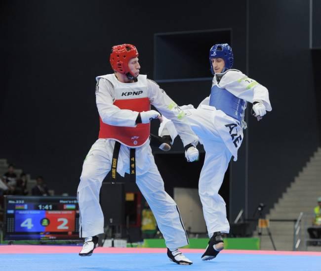 Olimpiya çempionumuz reytinq cədvəlində birincidir
