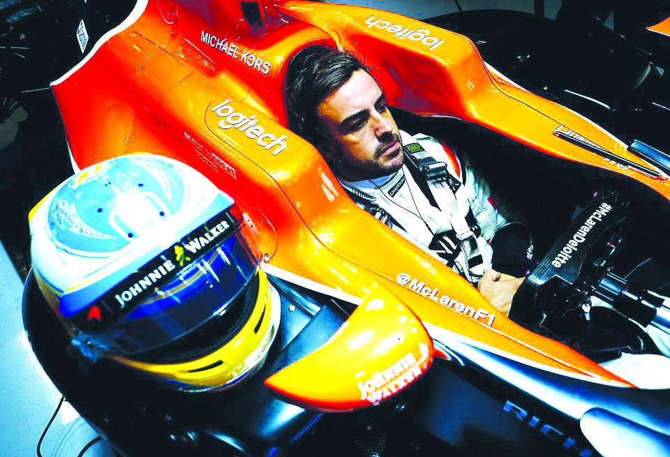 Alonso bu mövsüm iki cəbhədə döyüşəcək