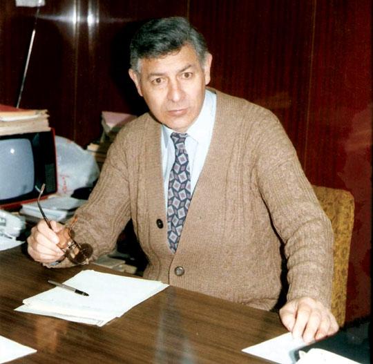 Qəhrəman Müslüm oğlu Məmmədyarov