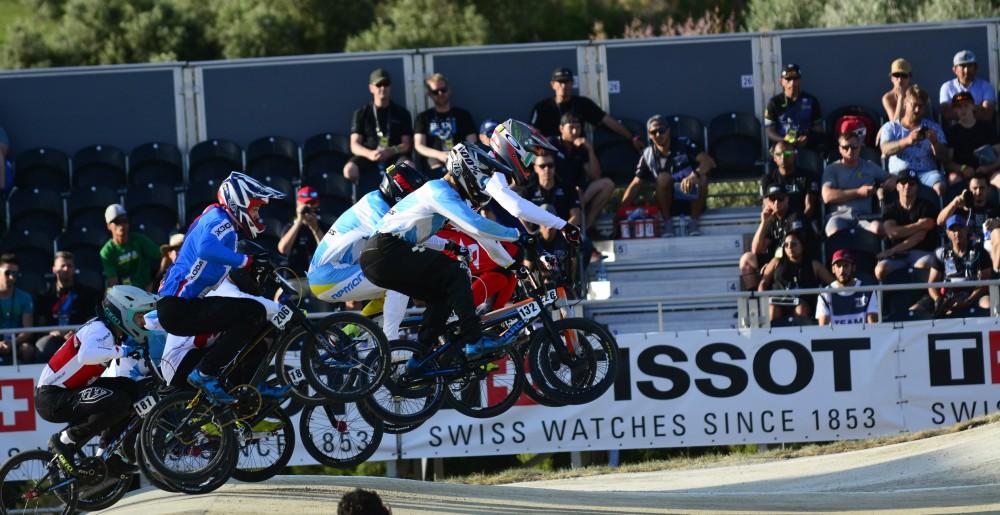 BMX üzrə dünya çempionatı başa çatdı