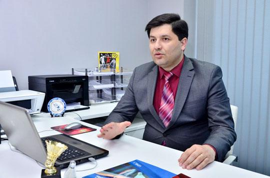 """Nəsimi Musayev: """"Bölgələrdə də badmintonun inkişafı prioritet məsələlərdəndir"""""""
