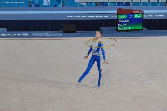 Buenos-Ayres -2018 bədii gimnastika - video