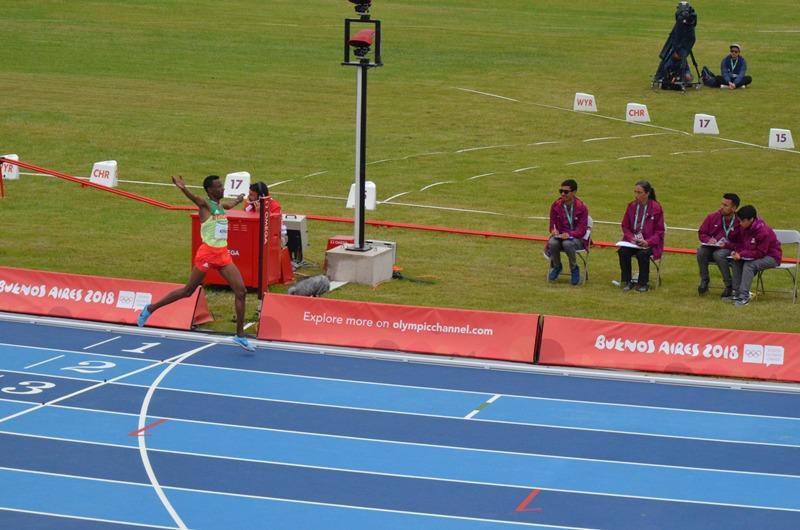 Buenos-Ayres-2018: atletika yarışları - videolar